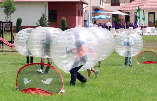 buborékfoci játék